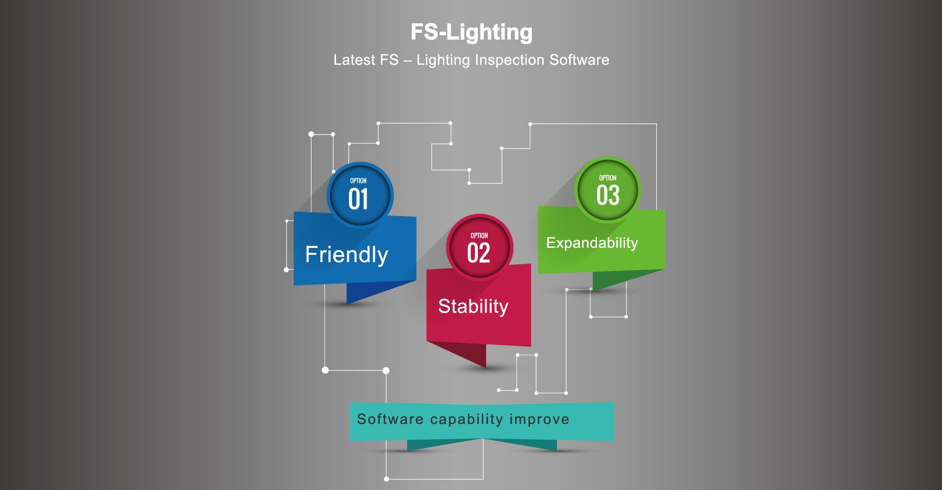 FS-Lighting Latest FS – Lighting Inspection Software